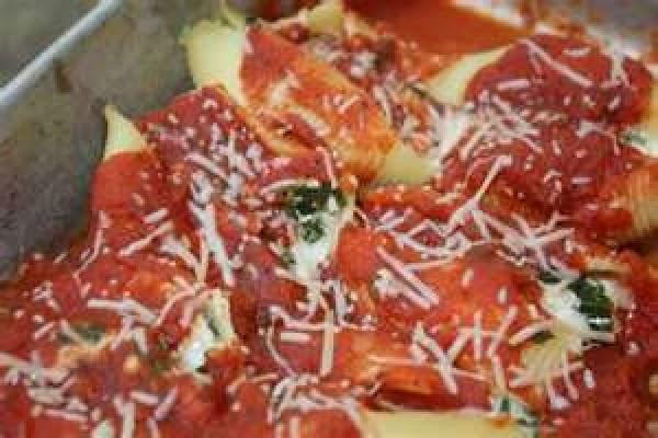 Stuffed Pasta Shells Recipe