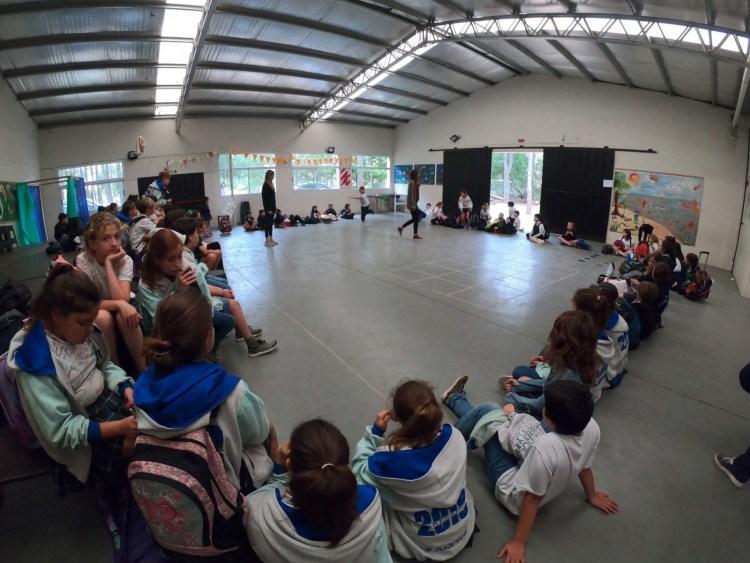 Asamblea en Colegio Tierra del Sur