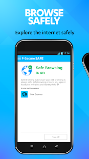 F-Secure SAFE- screenshot thumbnail