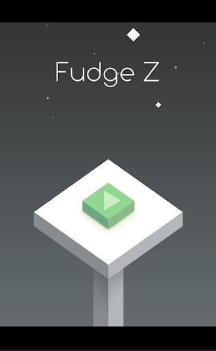 Fudge Z - a Zig-zag game