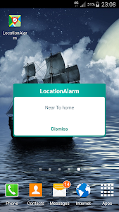 Location Alarm screenshot 4