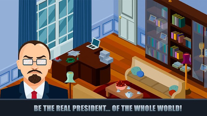 Democracy President Job Simulator - Career Mode Android 1