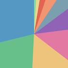 颜色反射 icon