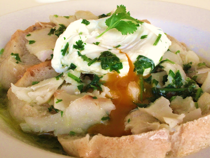 Alentejo Bread Codfish Soup Recipe