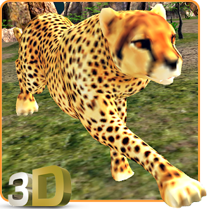 Angry Cheetah Attack Sim 3D for PC and MAC