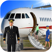 Airplane Real Flight Simulator 2020: Pro Pilot 3d