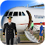 مطار حقيقة طيران محاكاة 2017 : طليعة طيار 3D icon