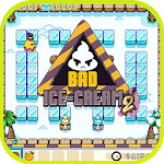 Bad Ice Cream 2: Icy Maze Game Y8 Icon