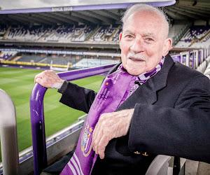 🎥 Le Sporting d'Anderlecht en deuil après avoir perdu son plus fidèle abonné