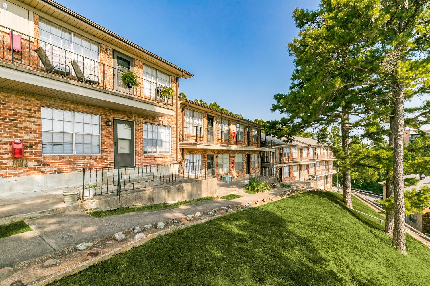 Holcombe Heights Apartments In Little Rock Arkansas