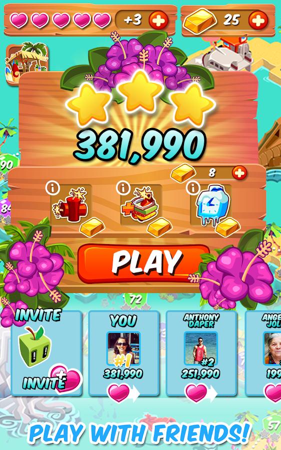 Juice Cubes- screenshot