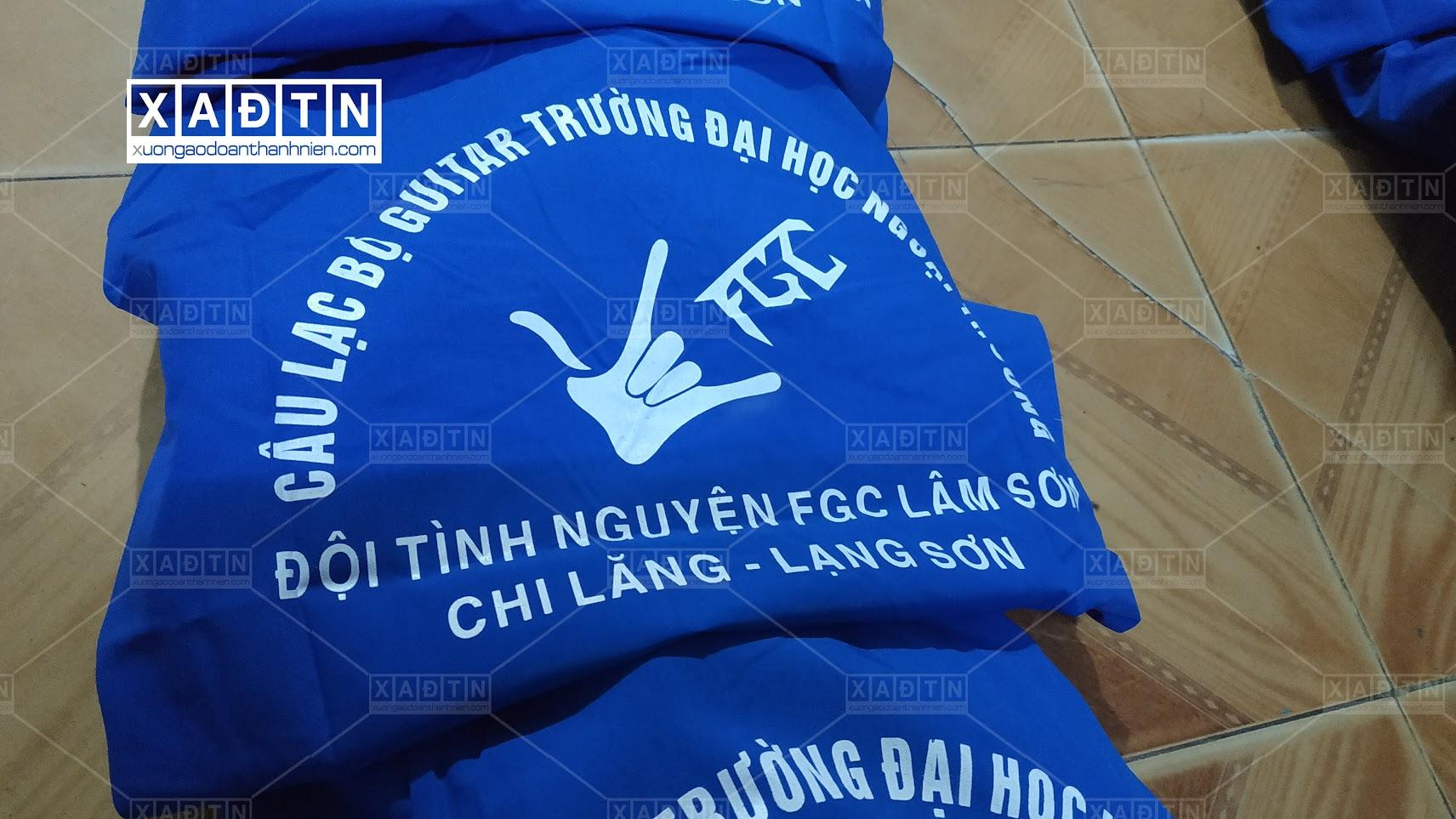Đội Tình nguyện FGC Lâm Sơn - Trường ĐH Ngoại Thương