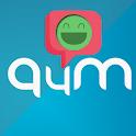 Qym : Customer Feedback Survey app icon