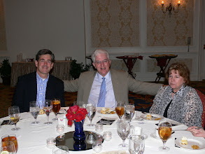 Photo: Preston Bergen, Mike Johnson and Ann Johnson