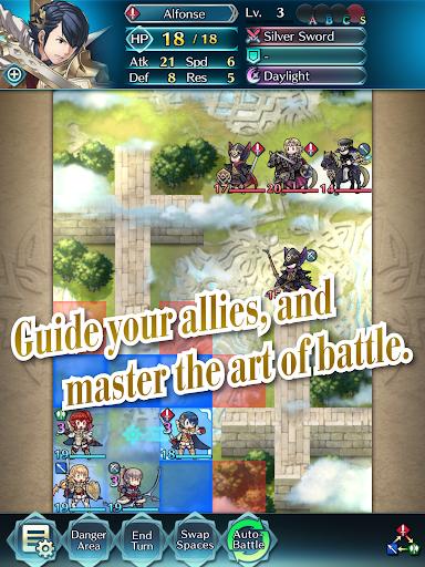 Fire Emblem Heroes screenshot 10