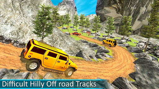 Offroad Jeep Driving Adventure 2018 download 2