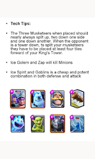 Top Deck Guide Clash Royale - náhled