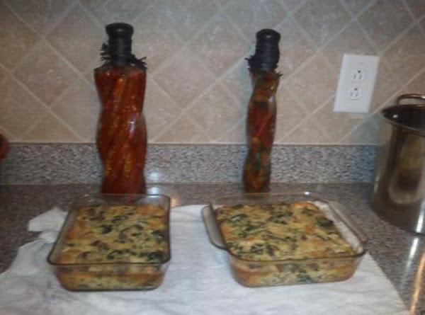 Turkey And Shrimp Frittata Recipe