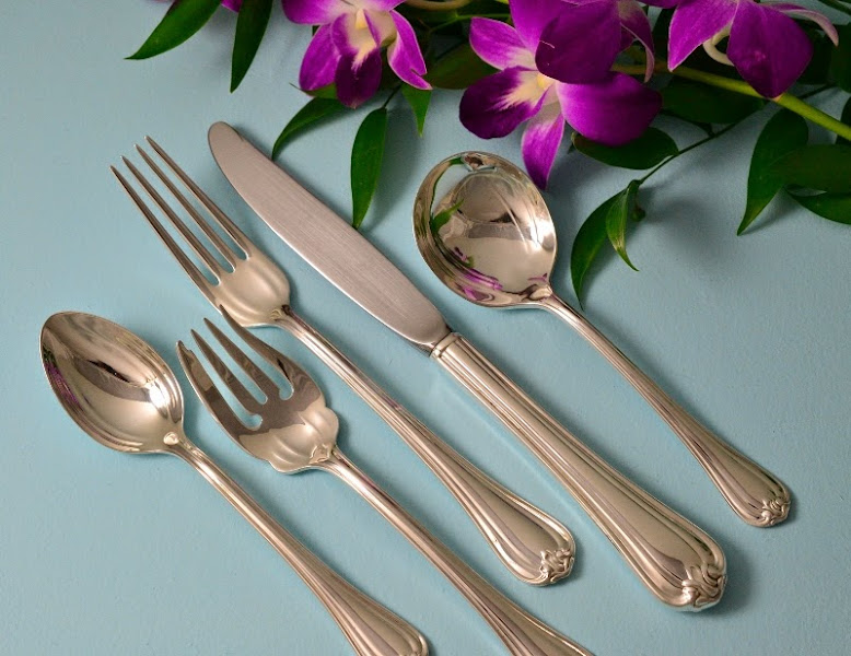 Photo: http://www.RareSterling.com RareSterling.com - Reed and Barton Sterling Silver Flatware - Woodwind Pattern  We Buy Silver — http://www.RareSterling.com  Do not melt your Mother's Sterling Silver!  We Pay More!  We Buy Antique Sterling Silver.  RareSterling.com Antiques — dedicated to offering our clients the excellent service that they deserve and have earned our clients' trust with our extensive knowledge, experience and professionalism.  Call Mike Coone (Owner), Sterling Silver Specialist California  310. 435.1056 or Florida 561.430.9715   Visit our website @ http://www.RareSterling.com  Let us make you an offer for your silver today!  Buying and selling sterling silver, any condition, anywhere in the USA.