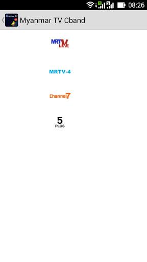 Myanmar TV Cband