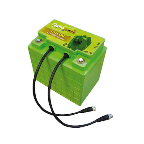 Lithium-Ion batteri(LiFePO4) 12,8V/45Ah med PCM