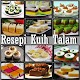Resepi Kuih Talam Melayu for PC-Windows 7,8,10 and Mac