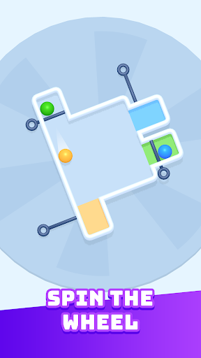 Pull & Spin: Puzzle Game (Free) cheat hacks