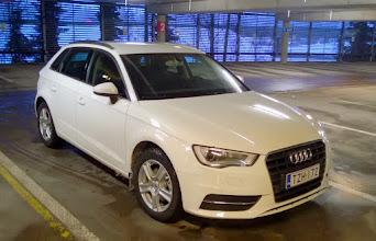 Photo: Audi A3 Sportsback 2014-