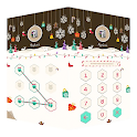 AppLock Theme Xmas & New Year icon