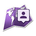 Friendz: Geo Social companion icon