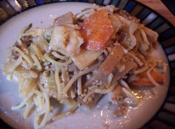 I Like Serving Stir Fry Over Noodles Or Fried Rice.
