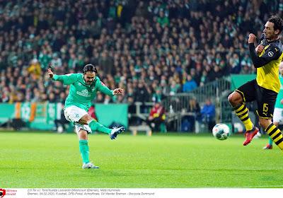 Werder Brême - Dortmund : théâtre de deux buts complètement fous