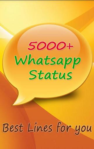 5000+ Whatsapp Status