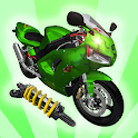 Fix My Motorcycle: Bike Mechanic Simulator! LITE icon