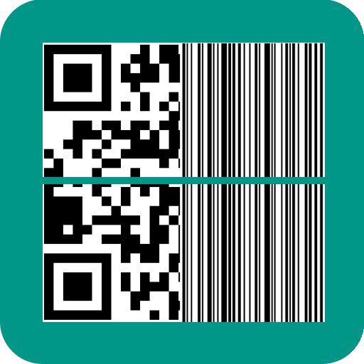 Qr & Bar Code Scanner & Reader Icon