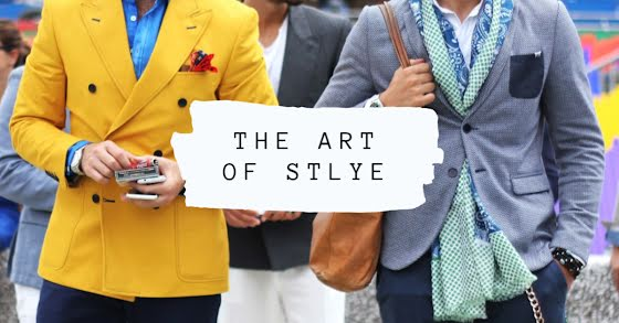 The Art of Style - Facebook Event Cover Template