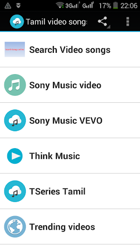Download Tamil HD Video Songs online Google Play softwares
