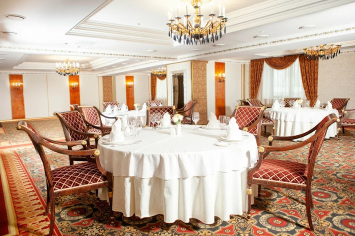 Фото №1 зала Зал «Московский»