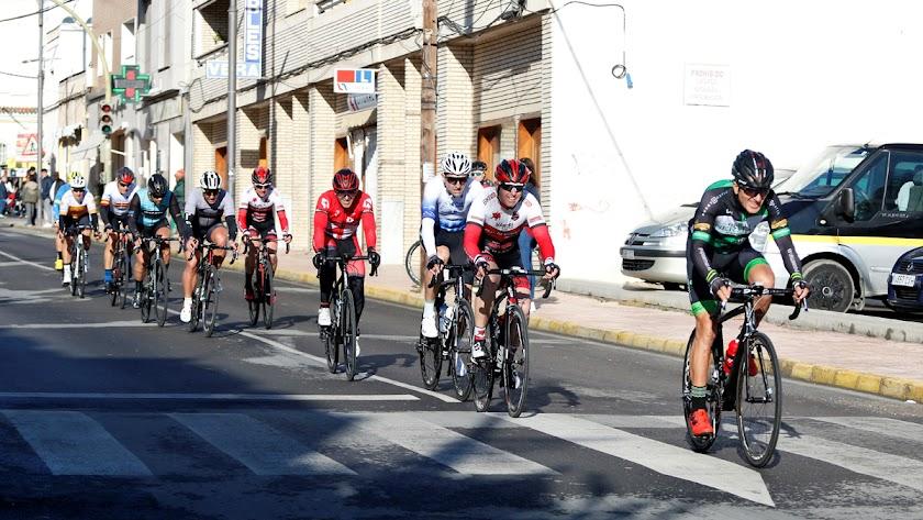 IV Critérium de Vera celebrado a finales de enero.