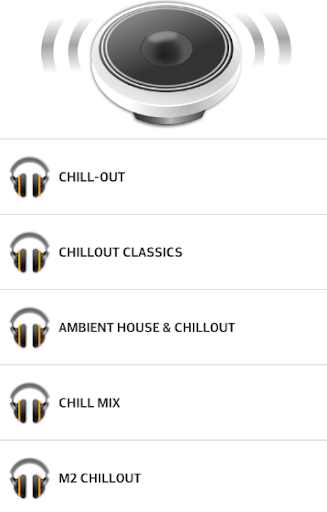 Chill out Radio
