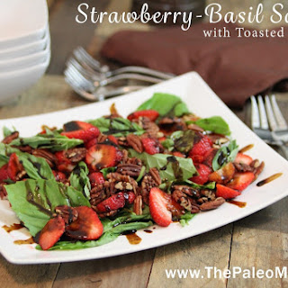 Toasted Pecans Salad Recipes
