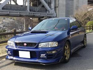 インプレッサ スポーツワゴン GF8のカスタム事例画像 aki435さんの2021年02月23日16:49の投稿