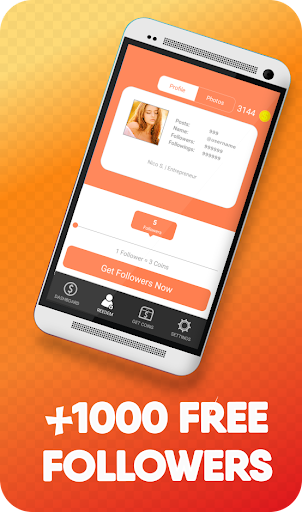 Real Followers Pro for Instagram + QR-Code Tags Apk by QB