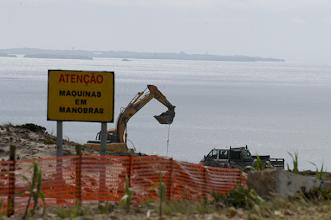 Photo: Prevê-se que as obras terminem antes do verão