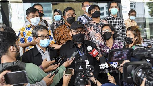 51 Pegawai Dipecat, Novel Baswedan Sebut TWK Agenda Oknum Pimpinan KPK