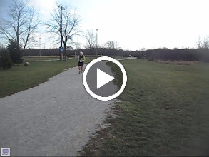Video: One of the running group member from Paul Turnbaugh running group