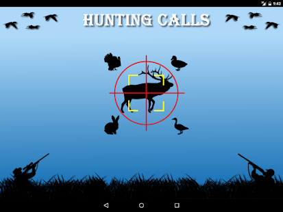 Hunting Calls- screenshot thumbnail