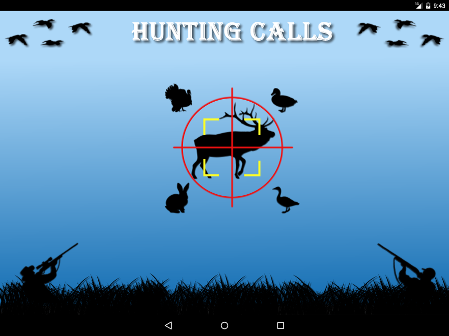 Hunting Calls- screenshot