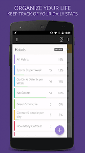 HabitBull - Habit Tracker Screenshot 2