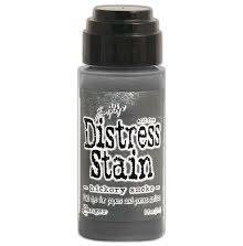 Tim Holtz Distress Stain 29 ml Bottle - Hickory Smoke